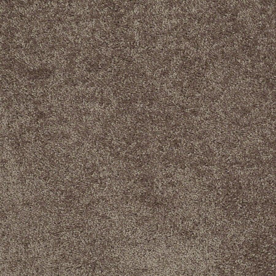 Shaw Batter Up I 15-ft W Cattail Textured Interior Carpet