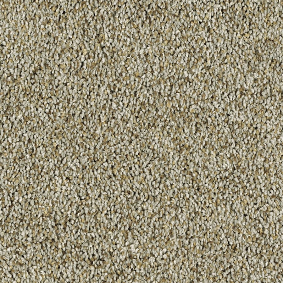 Shaw Essentials Soft and Cozy I - T Brushed Nickel Textured Indoor Carpet