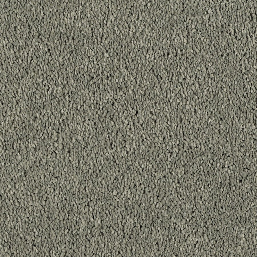 Shaw Essentials Soft and Cozy III - S Steel Textured Interior Carpet