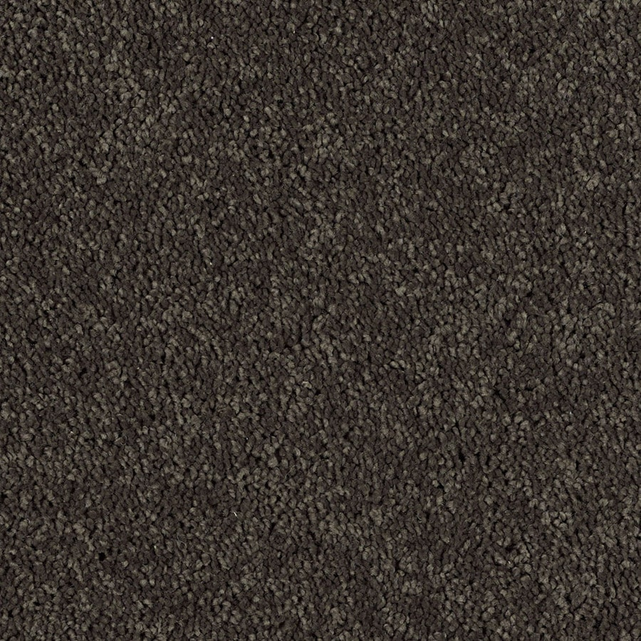 Shaw Essentials Soft and Cozy III - S Potting Soil Textured Indoor Carpet