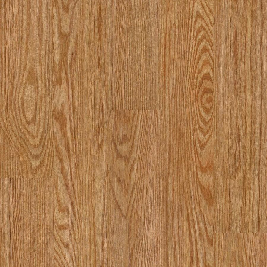 Shaw 14-Piece 5.9-in x 48-in Perpetual Oak Locking Luxury Residential Vinyl Plank