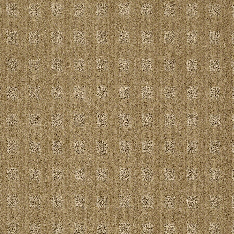 STAINMASTER Active Family Apricot Lane Honey Grove Berber Indoor Carpet