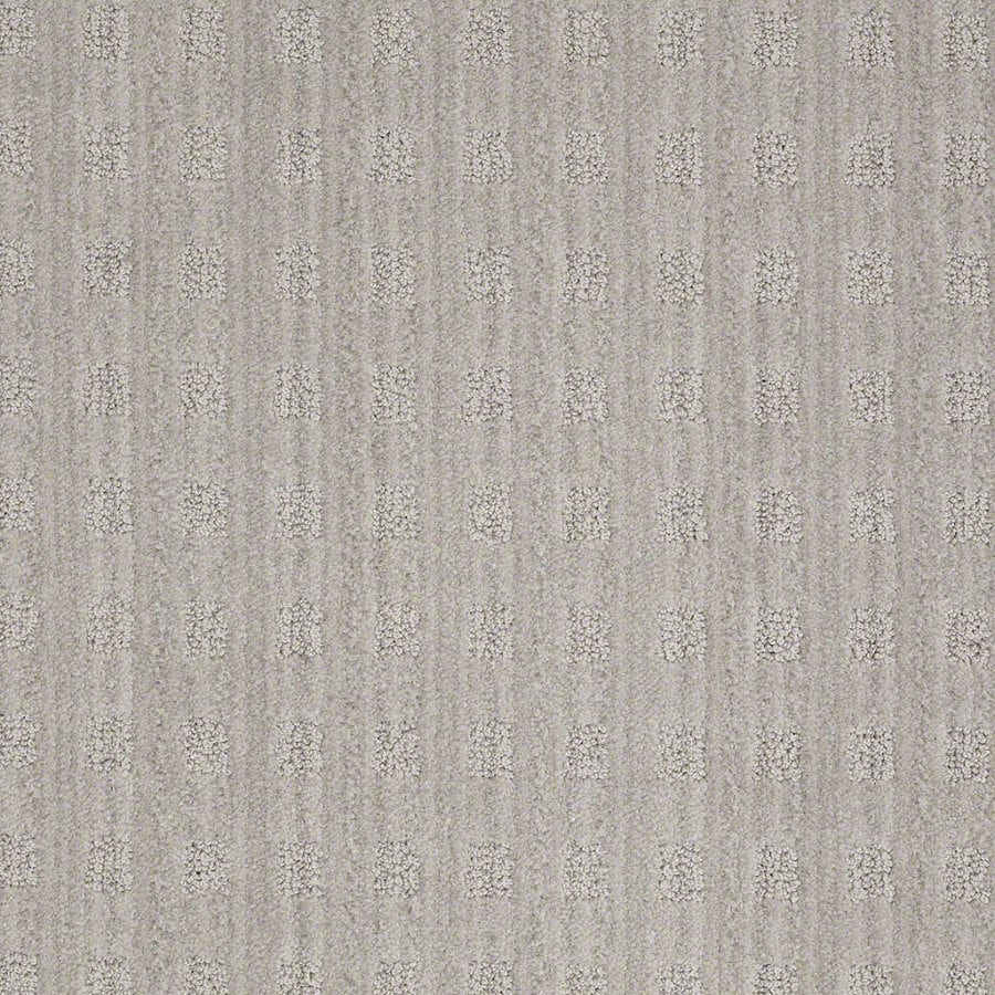 STAINMASTER Active Family Apricot Lane Ash Gray Berber Indoor Carpet