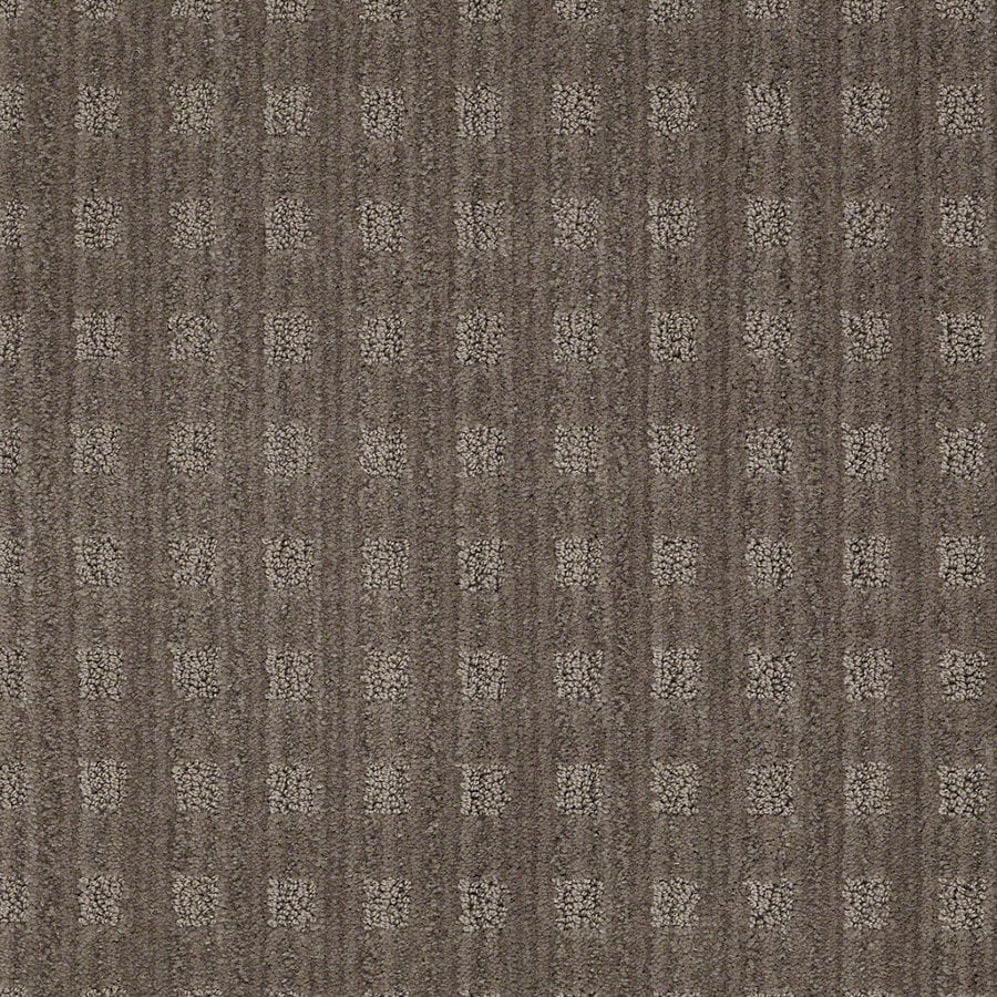 STAINMASTER Active Family Apricot Lane 12-ft W Stonework Berber/Loop Interior Carpet