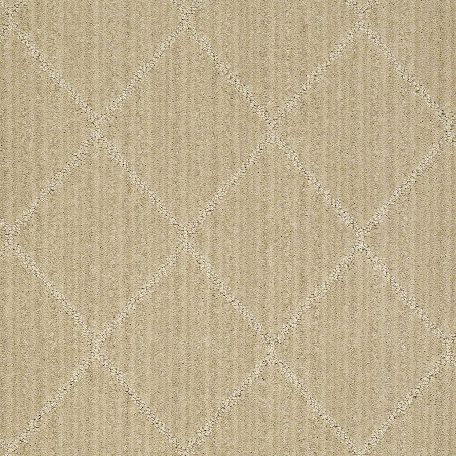 STAINMASTER Active Family Cross Creek Supernova Berber/Loop Interior Carpet