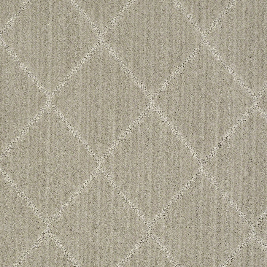 STAINMASTER Active Family Cross Creek Fossil Berber Indoor Carpet