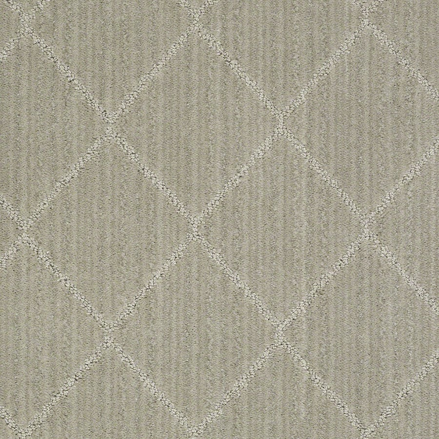 STAINMASTER Active Family Cross Creek Pelican Berber Indoor Carpet
