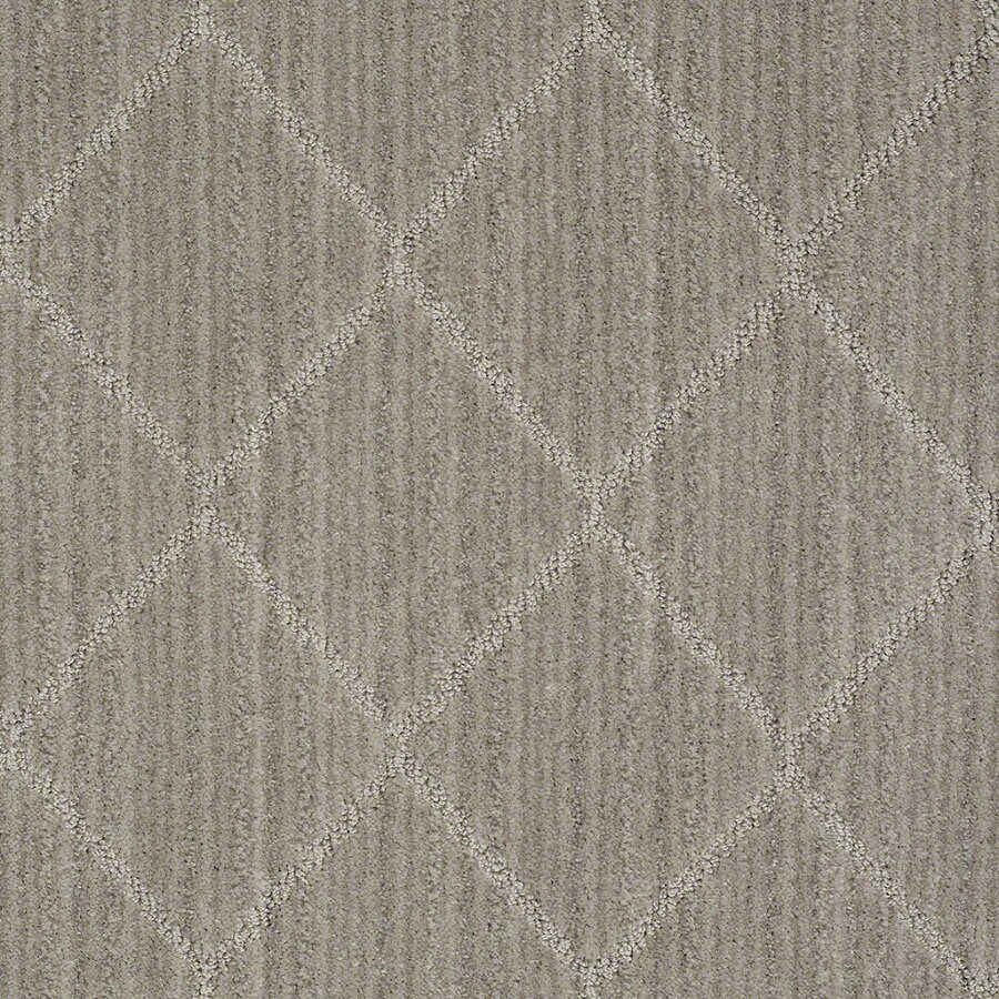 STAINMASTER Active Family Cross Creek 12-ft W Cityscape Berber/Loop Interior Carpet