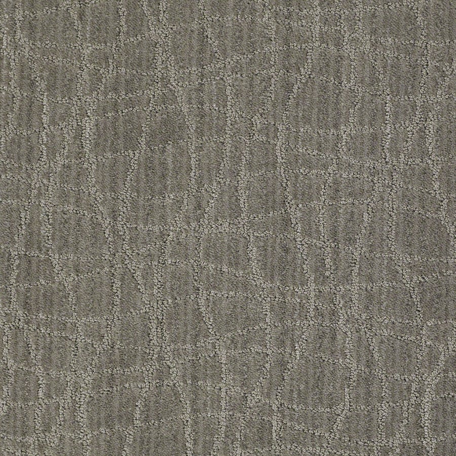 STAINMASTER Active Family Holly Springs Pebble Walk Berber Indoor Carpet