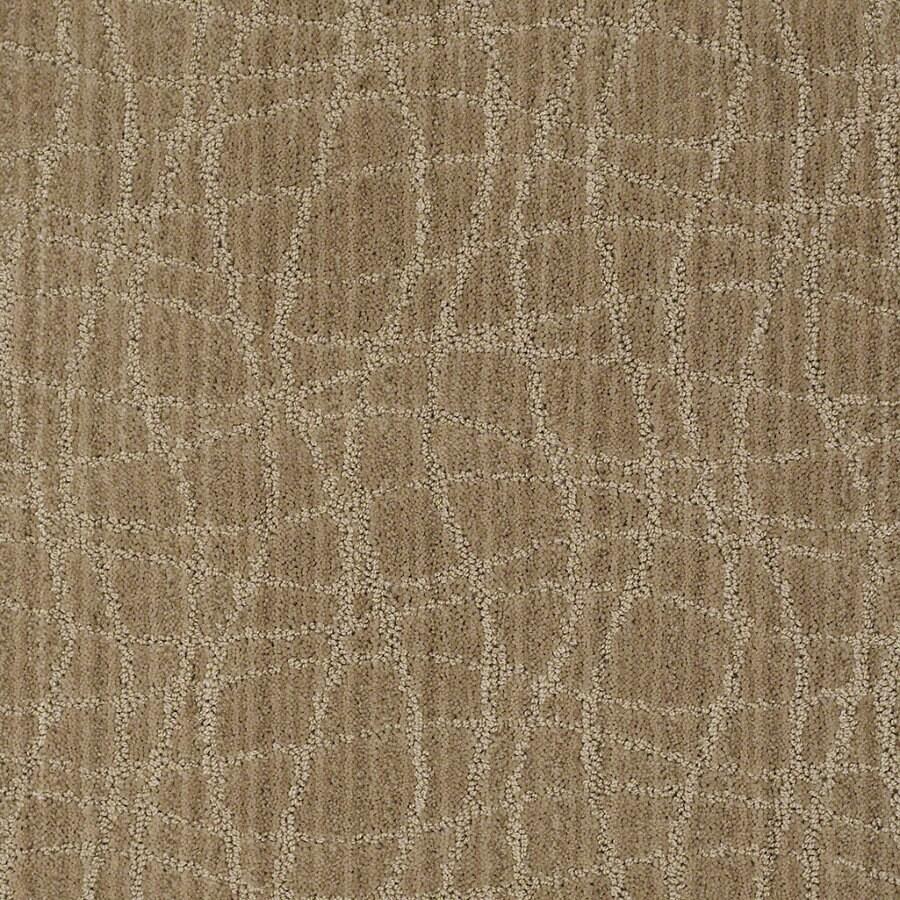 STAINMASTER Active Family Holly Springs Fine Grain Berber/Loop Interior Carpet