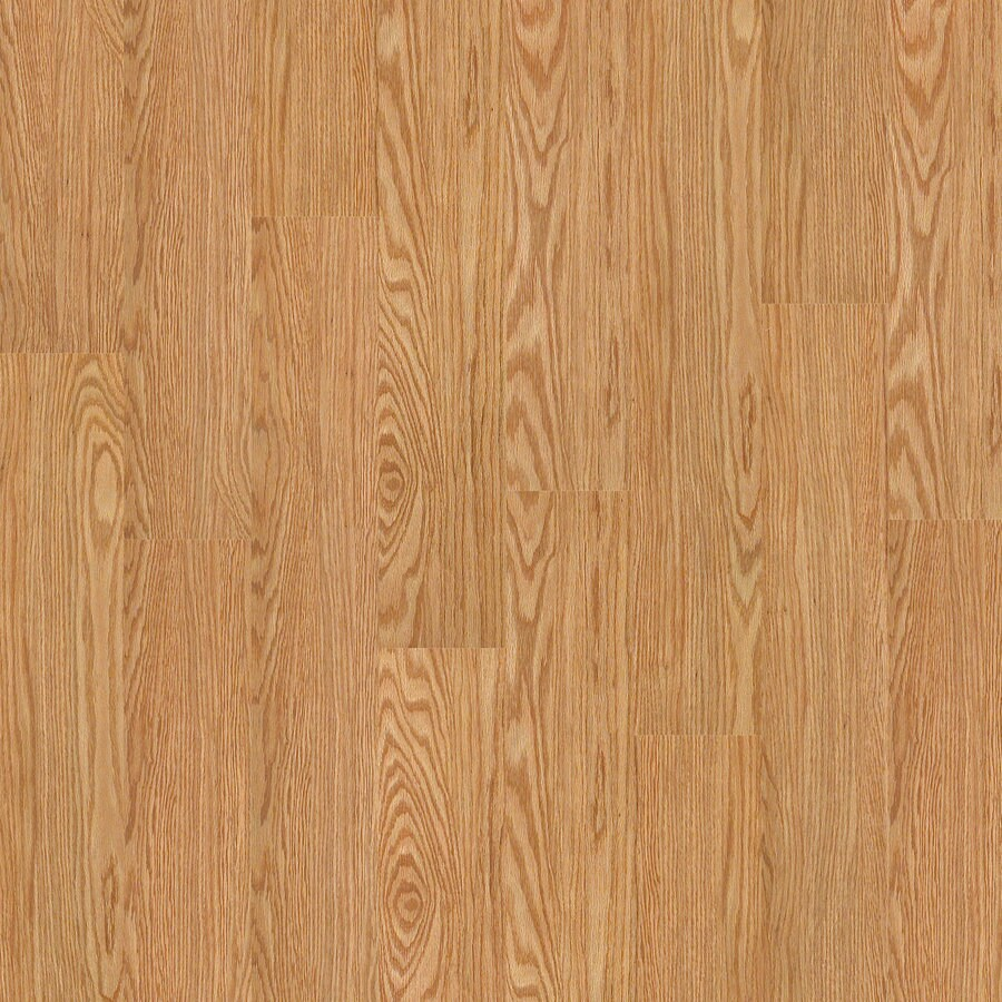 Shaw 15-Piece 7-in x 48-in Maize Adhesive Luxury Vinyl Plank