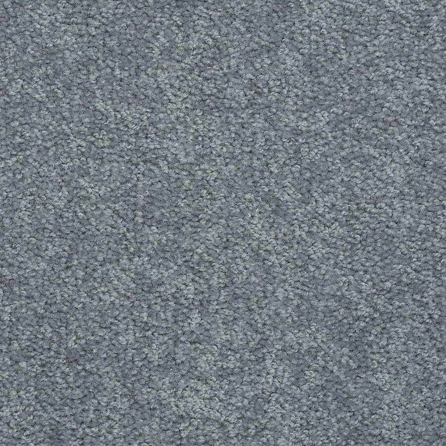 Shaw Express Ship Castle Grey Textured Indoor Carpet At