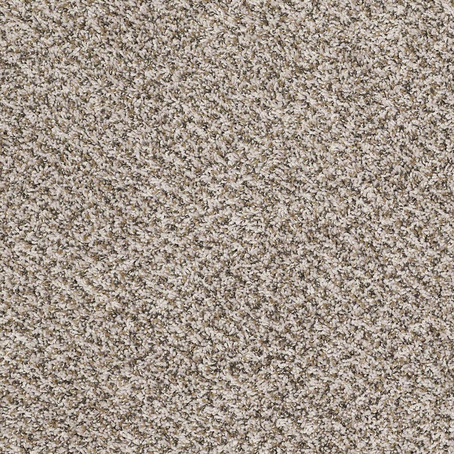 Shop shaw stock impact textured indoor carpet at for Indoor out door carpet