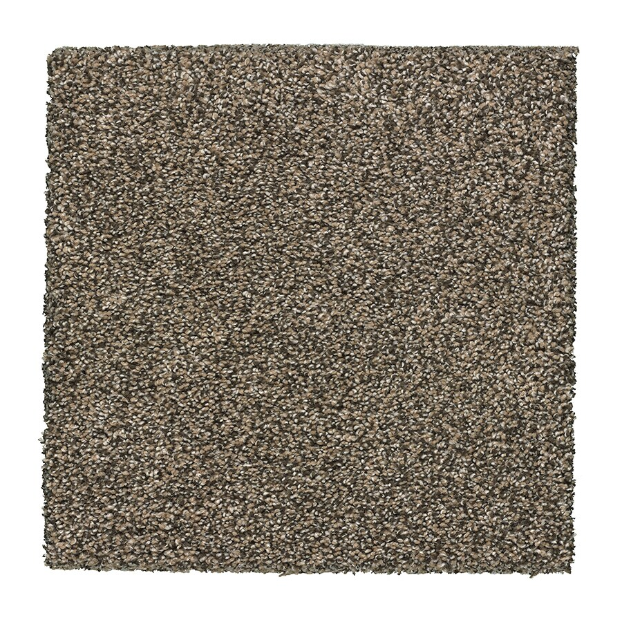 STAINMASTER Essentials Stone Peak I Moonstone Textured Interior Carpet