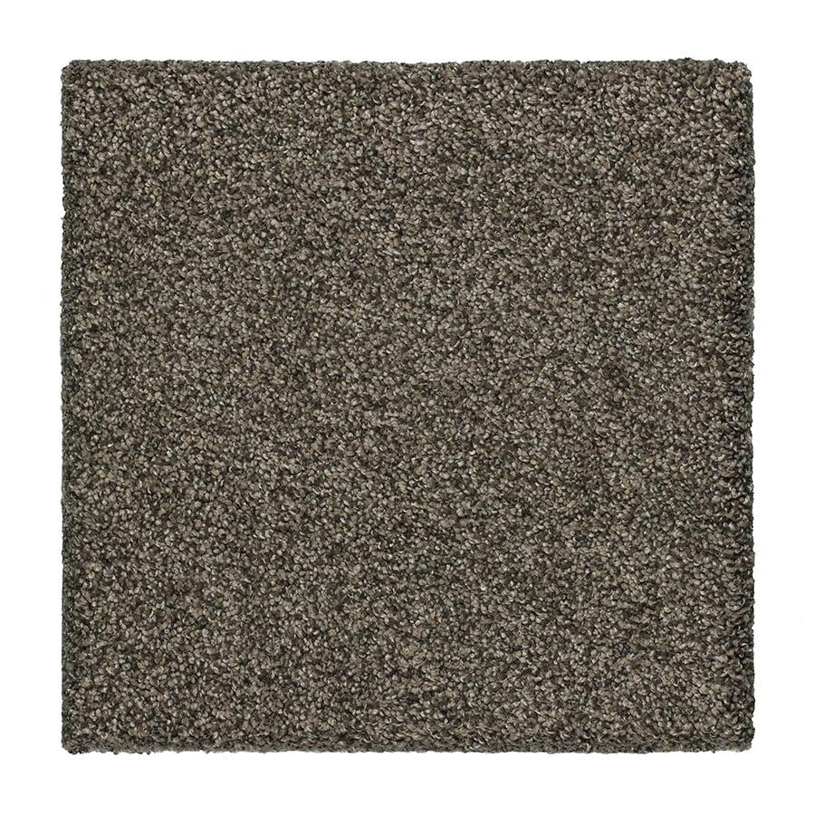 STAINMASTER Essentials Stone Peak I Organic Jade Textured Interior Carpet