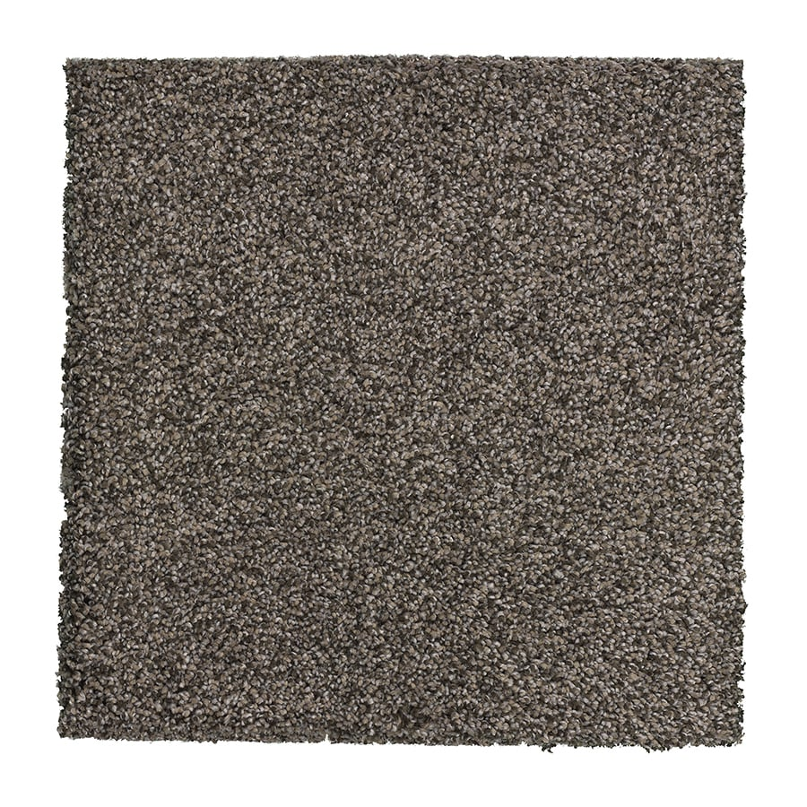 STAINMASTER Essentials Stone Peak II 12-ft W x Cut-to-Length Stacked Wall Textured Interior Carpet