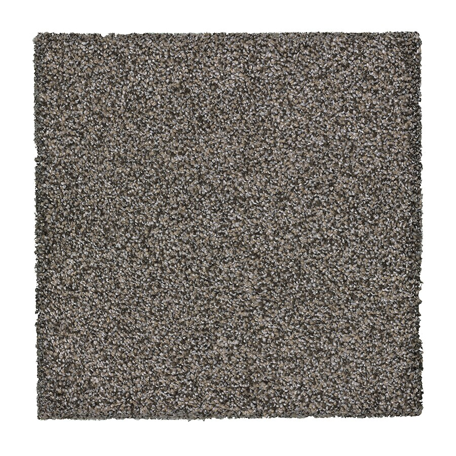 STAINMASTER Essentials Stone Peak III 12-ft W x Cut-to-Length Concrete Textured Interior Carpet
