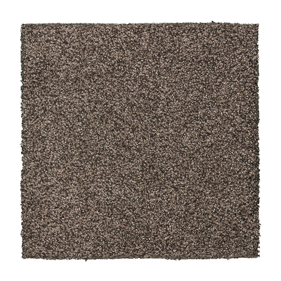 STAINMASTER Essentials Stone Peak III 12-ft W Feldspar Textured Interior Carpet