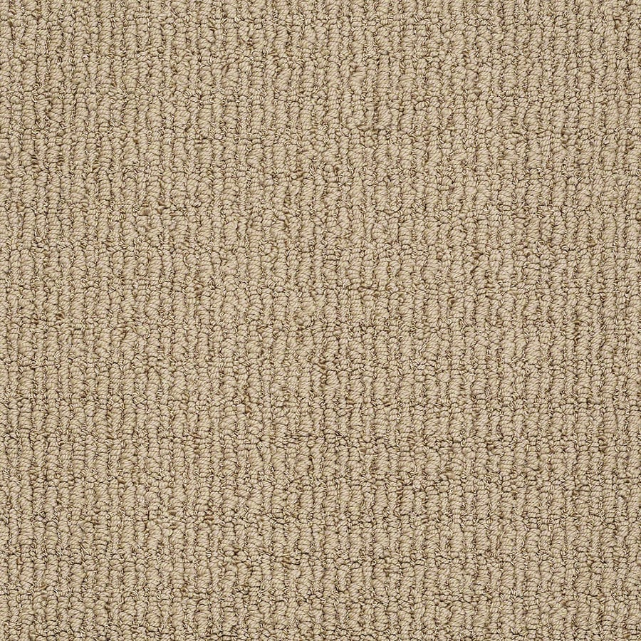 STAINMASTER TruSoft Uneqivocal Basketweave Berber Indoor Carpet