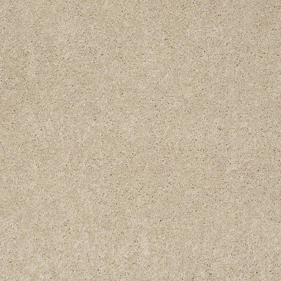 STAINMASTER Active Family Supreme Delight 1 12-ft W x Cut-to-Length Pacific Pearl Textured Interior Carpet
