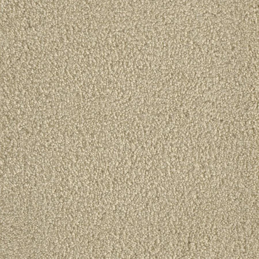 STAINMASTER Active Family Supreme Delight 1 Sunshine Textured Interior Carpet