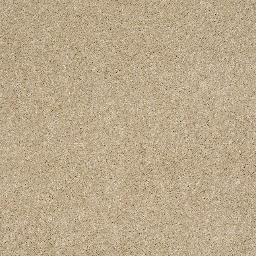 STAINMASTER Active Family Supreme Delight Nevada Sand Textured Indoor Carpet