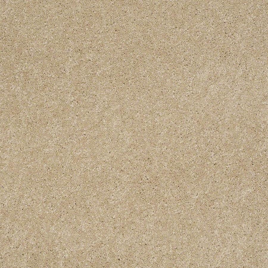 STAINMASTER Active Family Supreme Delight Nevada Sand Textured Interior Carpet