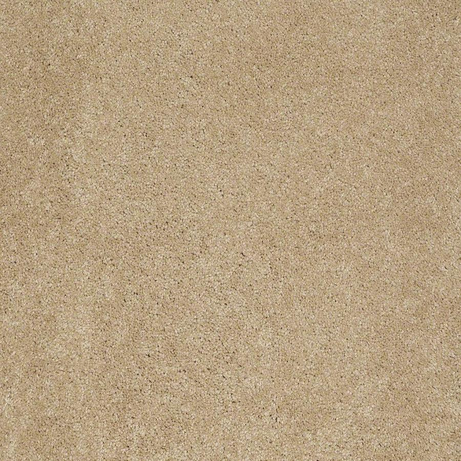 STAINMASTER Active Family Supreme Delight 3 12-ft W x Cut-to-Length Sunspot Textured Interior Carpet