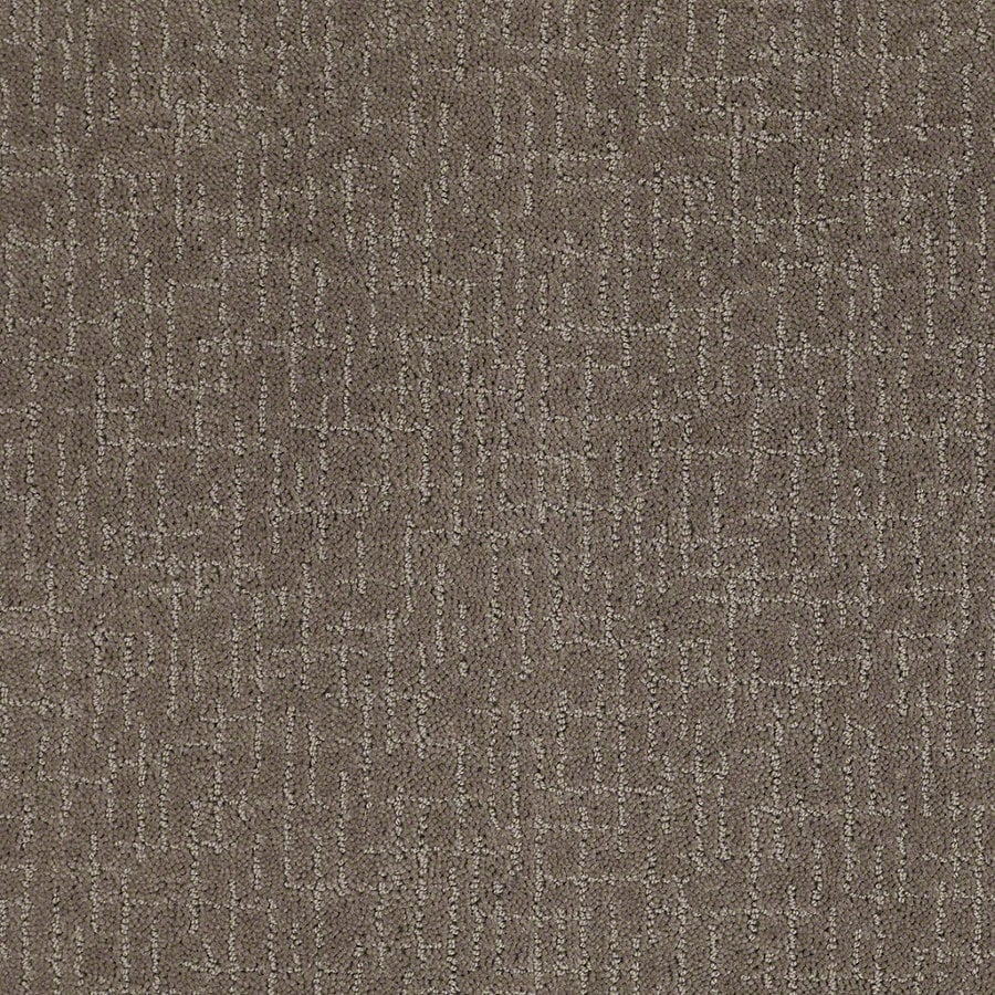 STAINMASTER Active Family Undeniable Glacial Rock Berber/Loop Interior Carpet