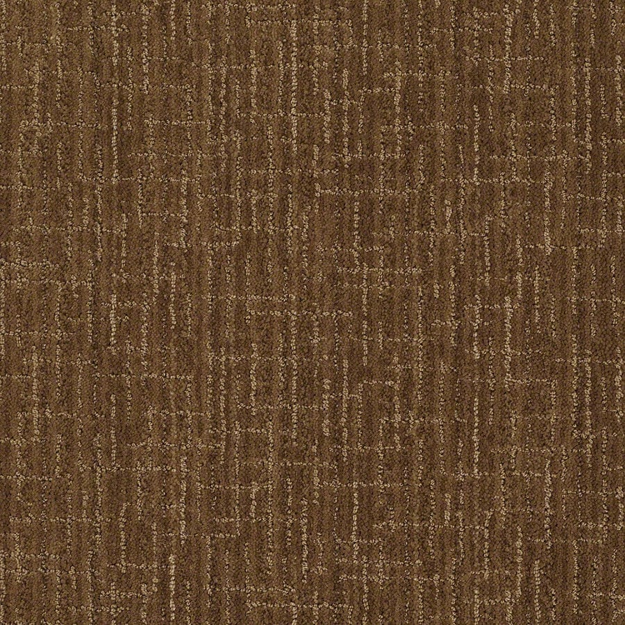 STAINMASTER Active Family Unquestionable Almond Crunch Berber Indoor Carpet