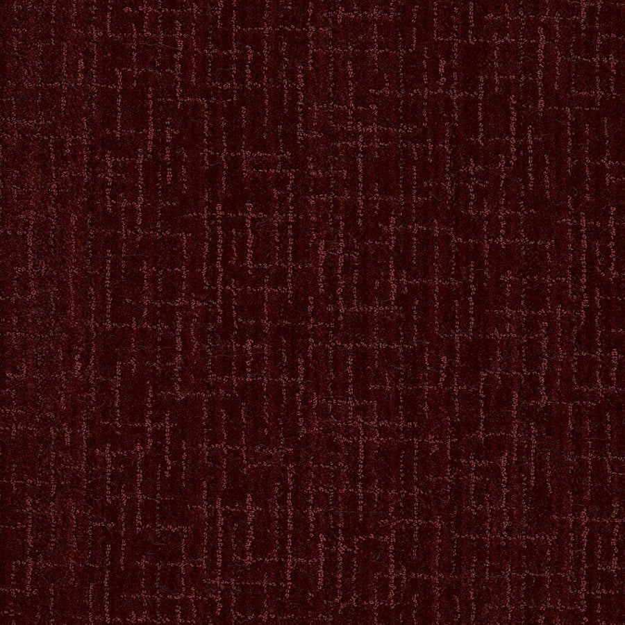 STAINMASTER Active Family Unquestionable Spiced Berry Berber Indoor Carpet