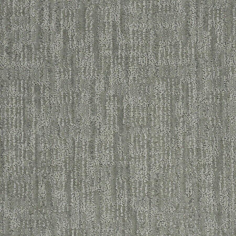 STAINMASTER Active Family Unmistakable Ocean Breaker Berber/Loop Interior Carpet
