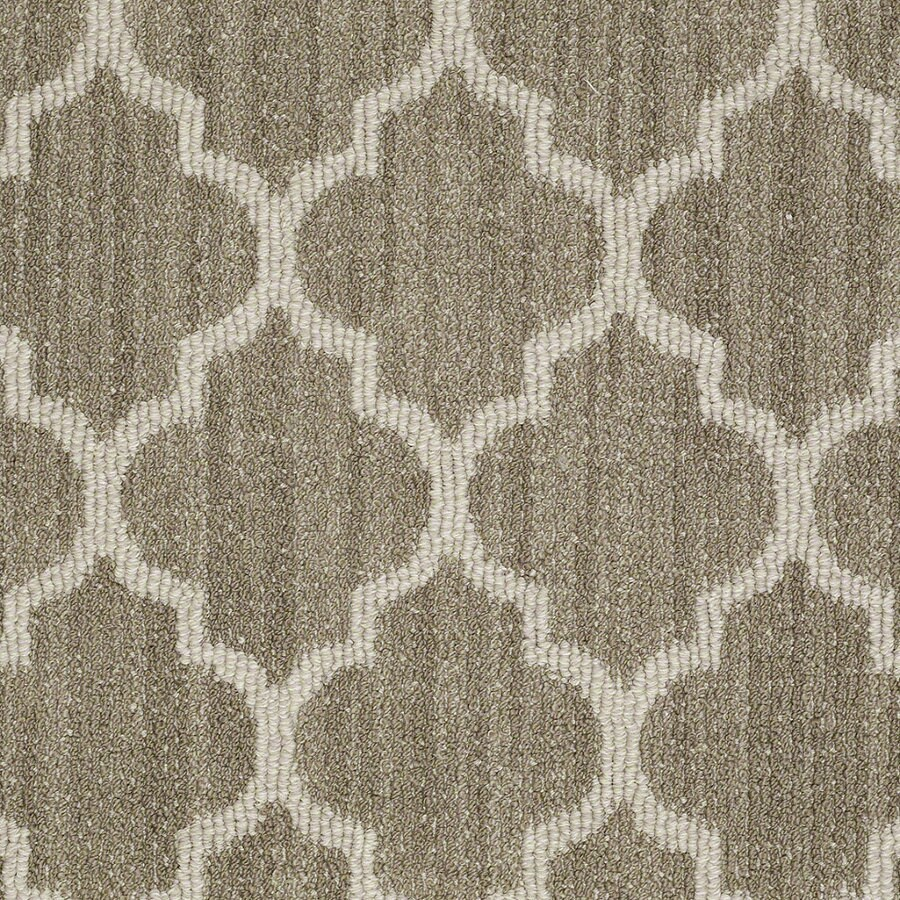 STAINMASTER Active Family Rave Review 12-ft W x Cut-to-Length Cliff Edge Berber/Loop Interior Carpet