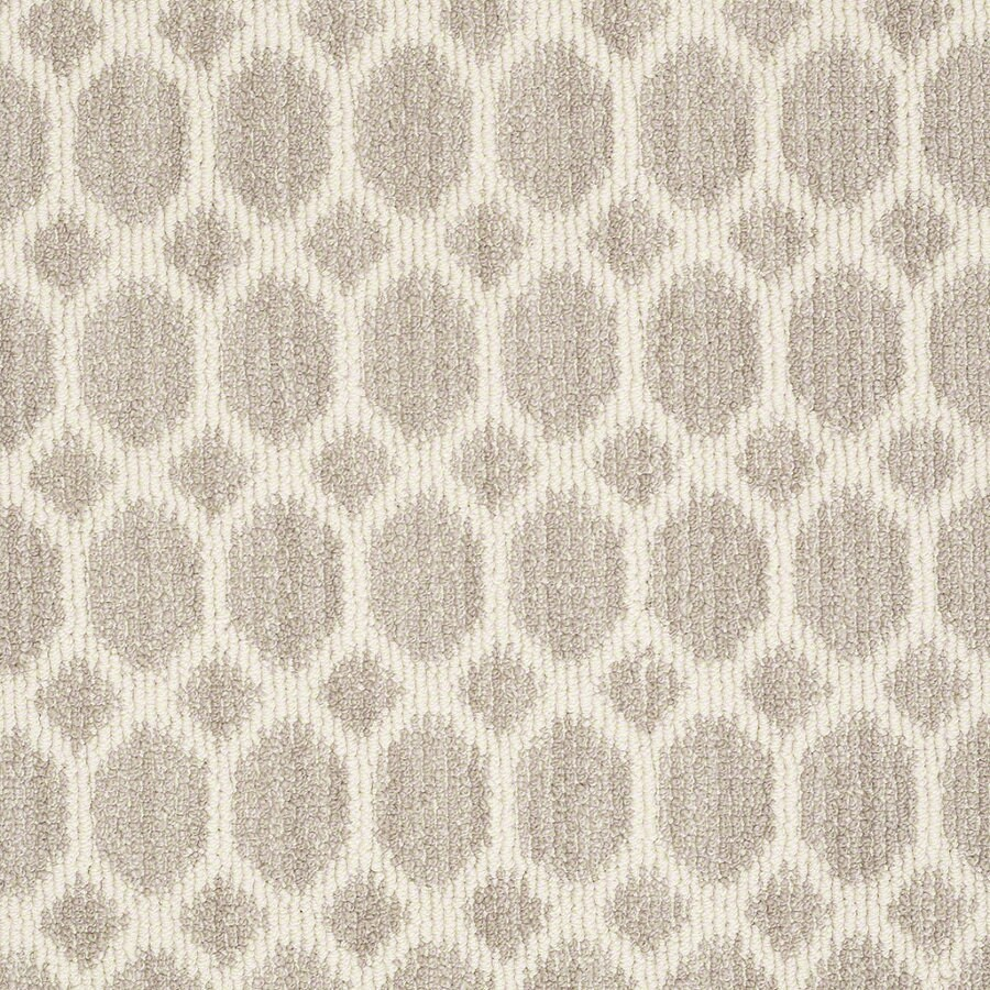 STAINMASTER Active Family All the Rage 12-ft W x Cut-to-Length Plaza Taupe Berber/Loop Interior Carpet