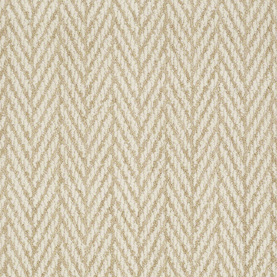 STAINMASTER Active Family Apparent Beauty Butternut Berber Indoor Carpet