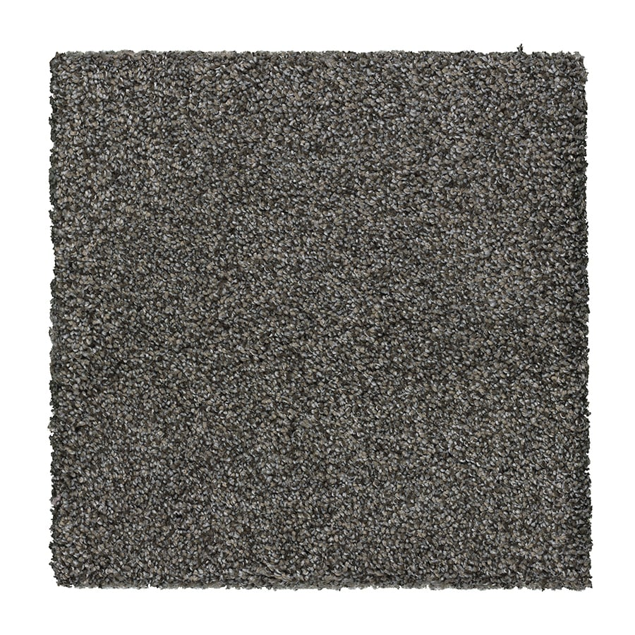 STAINMASTER Essentials Soft & Cozy 3 Aquamarine Mine Textured Interior Carpet