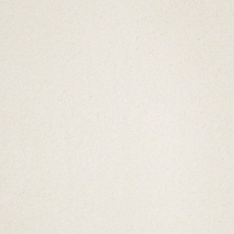 Shaw Supreme Delight 1 Sea Salt Rectangular Indoor Tufted Area Rug (Common: 6 x 9; Actual: 72-in W x 108-in L)
