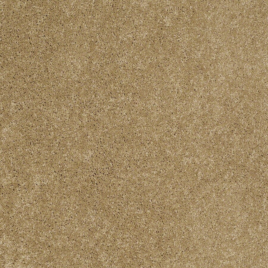 Shaw Supreme Delight 1 Moon Glow Rectangular Indoor Tufted Area Rug (Common: 6 x 9; Actual: 72-in W x 108-in L)