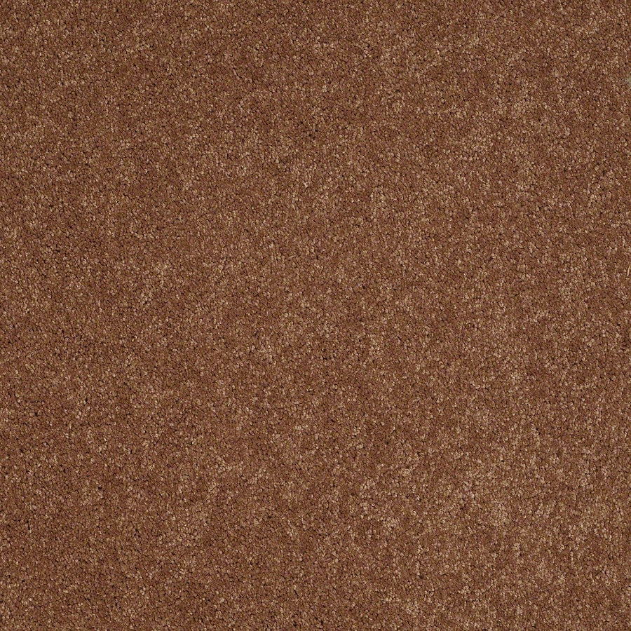 Shaw Supreme Delight 1 Mesa Sunset Rectangular Indoor Tufted Area Rug (Common: 8 x 11; Actual: 96-in W x 132-in L)