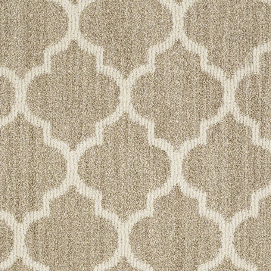 Shaw Rave Review Fine Grain Rectangular Indoor Tufted Area Rug (Common: 6 x 9; Actual: 72-in W x 108-in L)