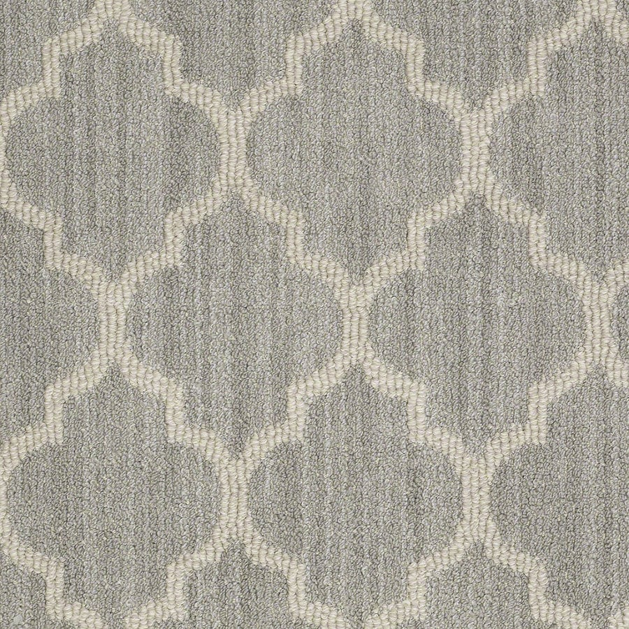 Shaw Rave Review Silverado Rectangular Indoor Tufted Area Rug (Common: 8 x 11; Actual: 96-in W x 132-in L)