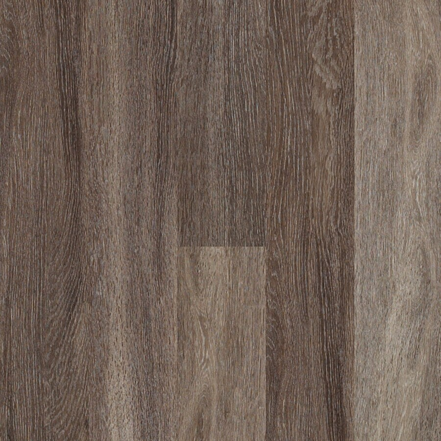 Shaw 14 Piece 5.9 In X 48 In Platinum Oak Locking Luxury Vinyl