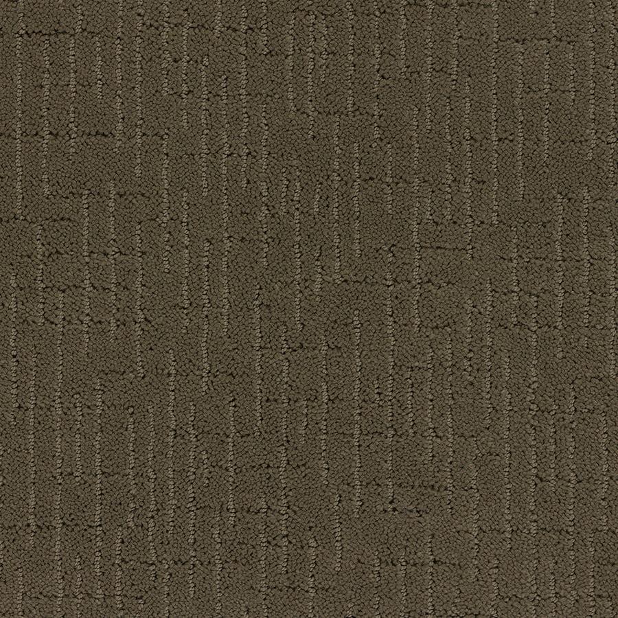STAINMASTER TruSoft Gates Mills Brownie Berber/Loop Interior Carpet