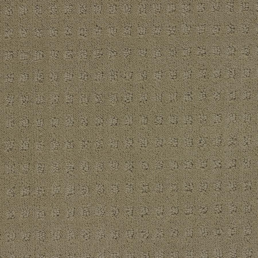 STAINMASTER TruSoft Glen Willow Caramel Berber Indoor Carpet