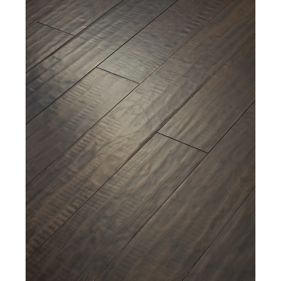 Style Selections 5 In Java Hickory Engineered Hardwood