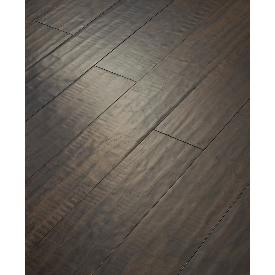 Style Selections Hickory Hardwood Flooring Sample (Java)