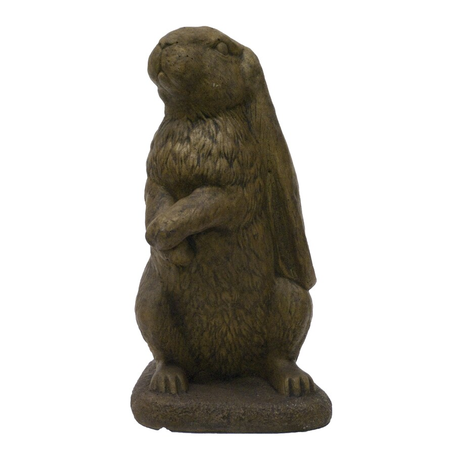 14-in Animal Garden Statue At Lowes.com