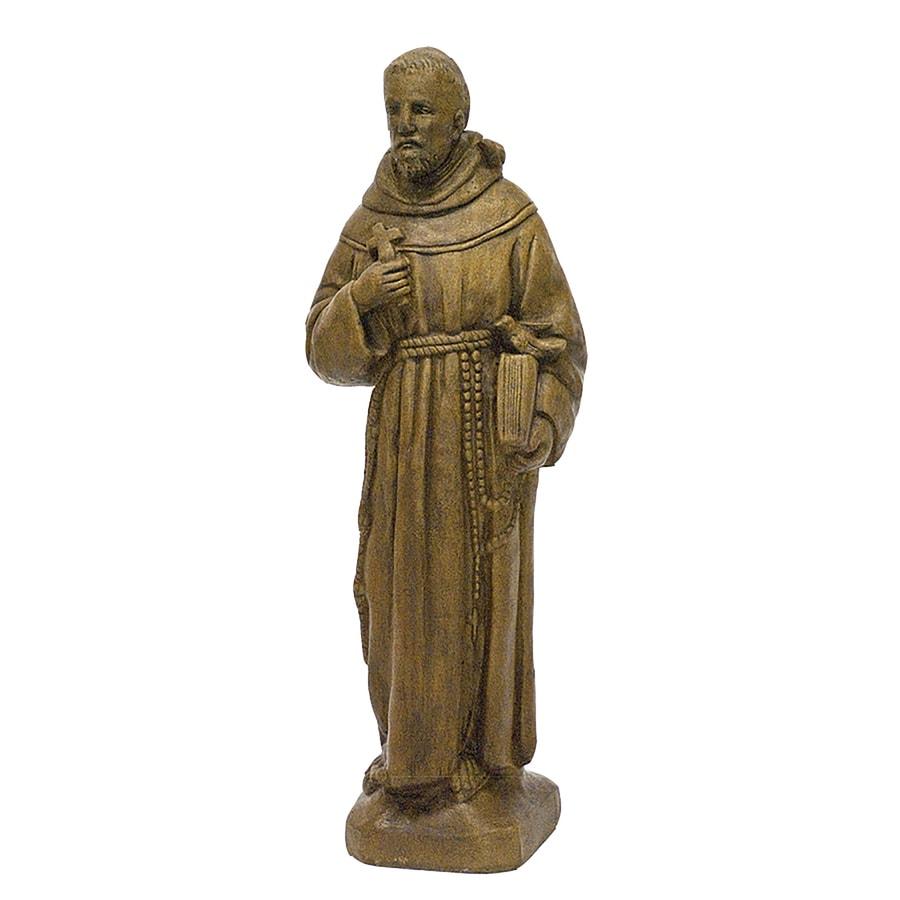 25-in Religion Garden Statue