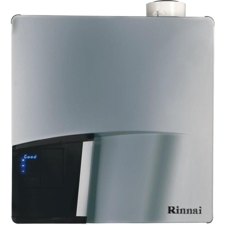 Shop Rinnai Q Series 175,000-BTU Natural Gas Boiler at Lowes.com