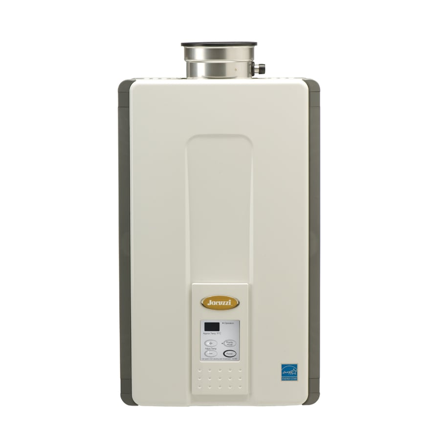 Shop Jacuzzi Indoor Natural Gas Tankless Water Heater At